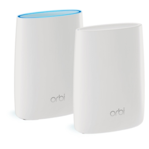 Properly use the mesh wifi system and get rid of spots with poor signal strength