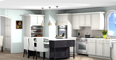 Classic kitchen and its installation in norwich